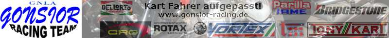 Gonsior Racing Team Banner